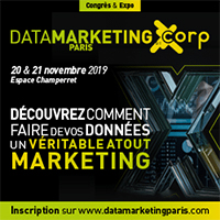 Salon Data Marketing 20 & 21 novembre